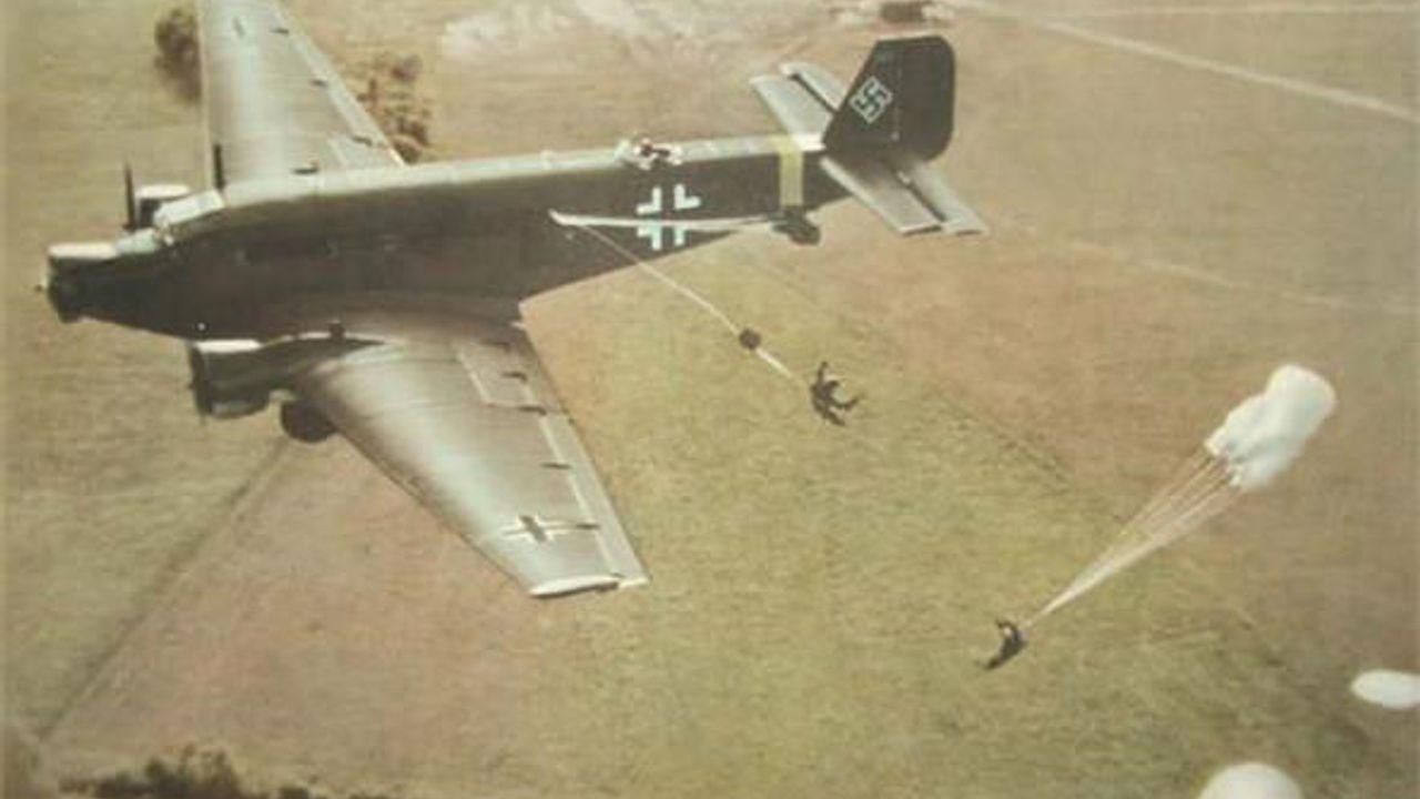 Streekhistorie: Oorlog in het Staelduinse bos, mei 1940