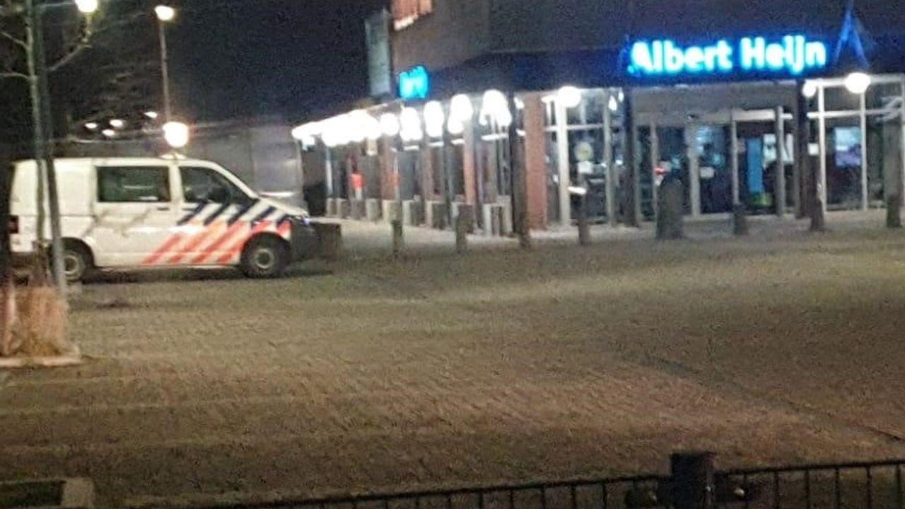 Supermarkten in Naaldwijk uit voorzorg eerder dichtgegaan