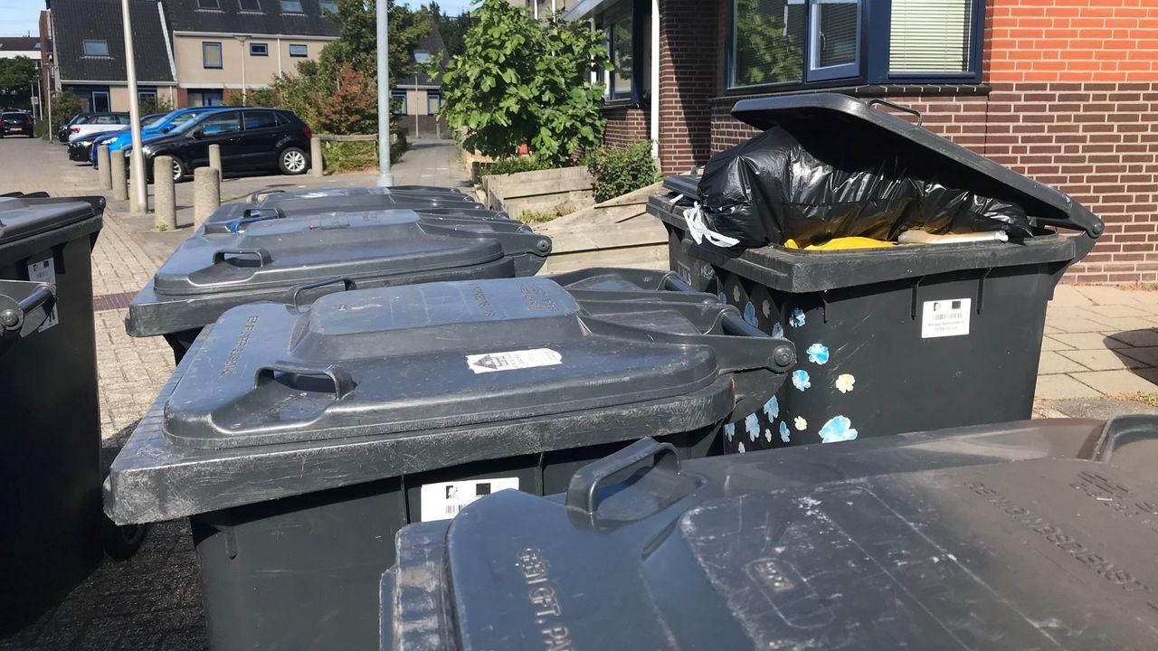 Verwarring over inzameling afval in De Lier