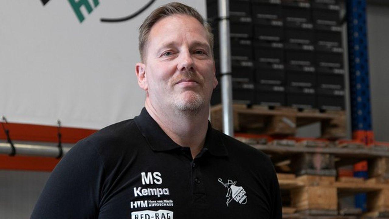 Michielsen nieuwe coach handbalsters Quintus
