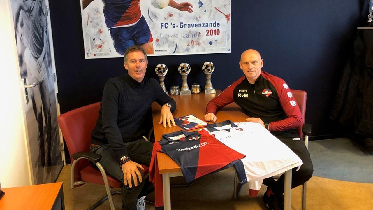 Nieuwe trainer voor vrouwenploeg FC 's-Gravenzande