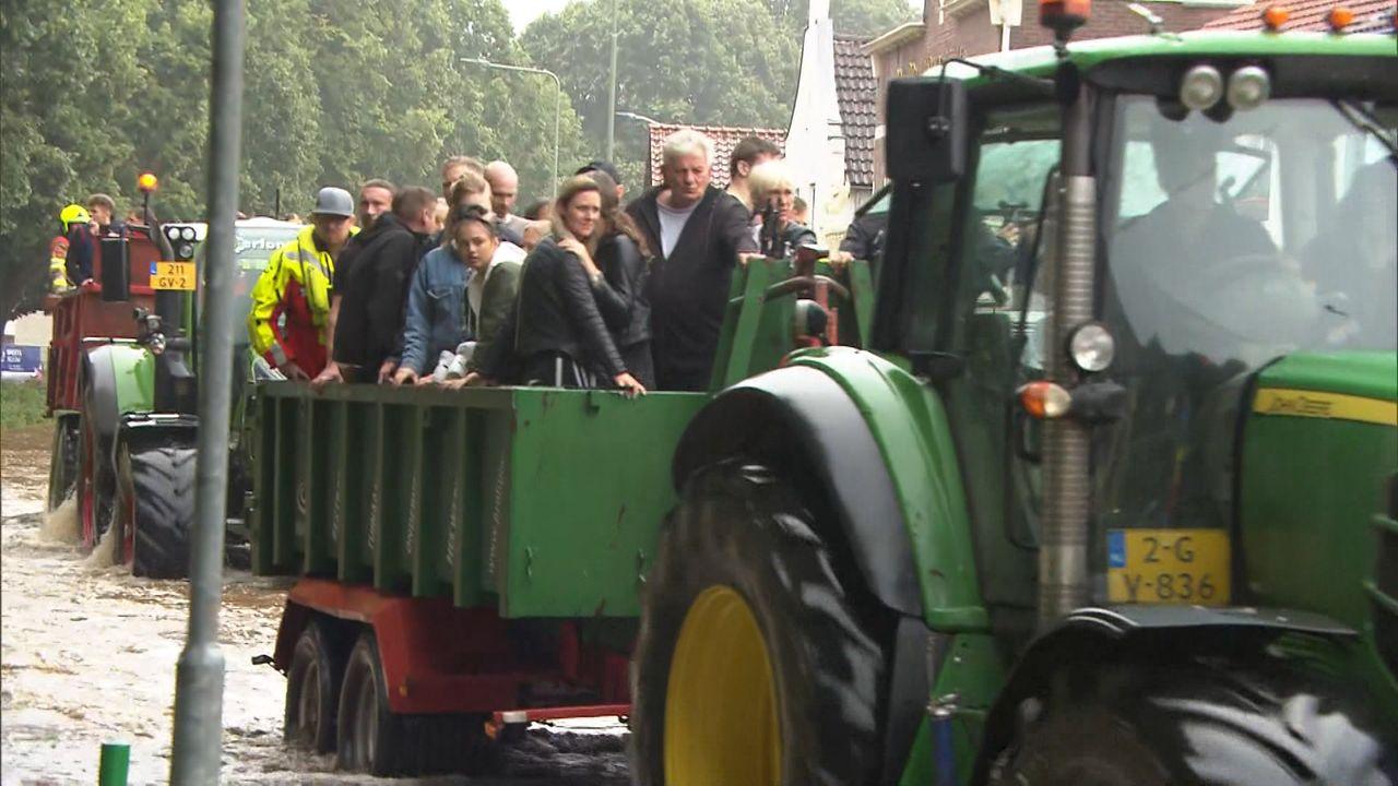Bijkomen van heftige inzet in Limburg: 'Mensen liepen er verloren bij'