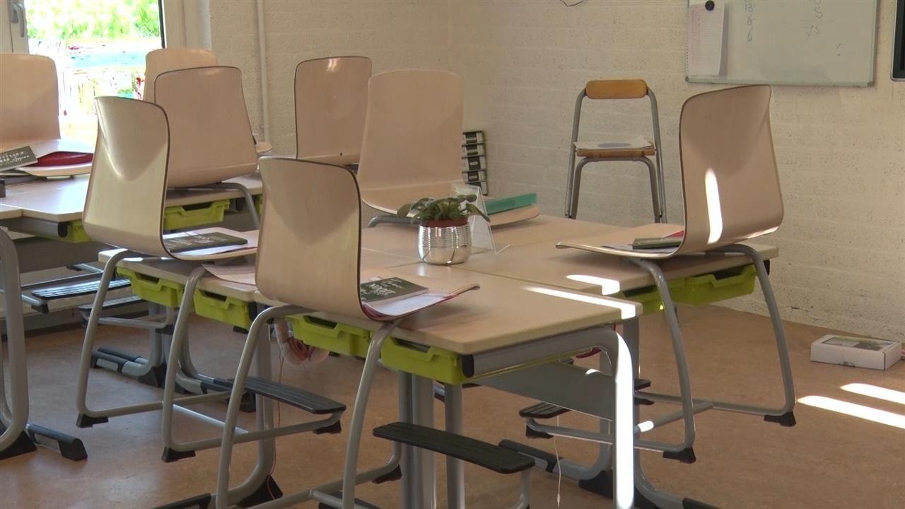 Passen en meten voor heropening school
