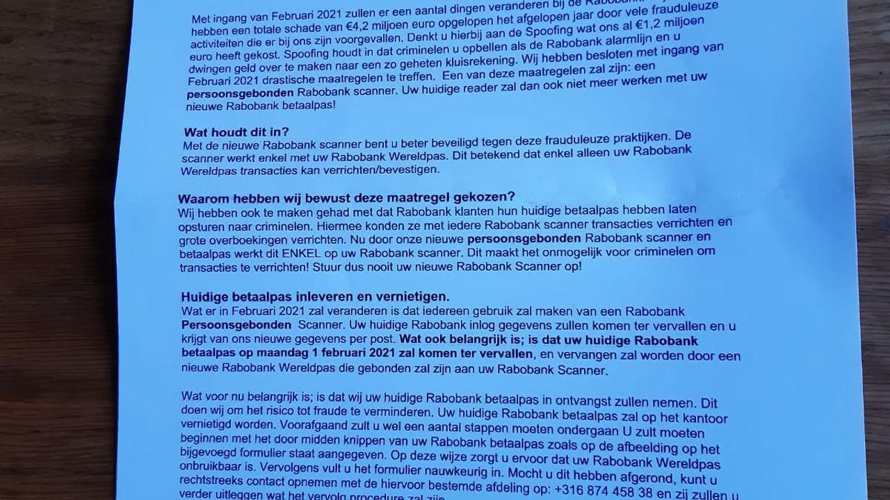 Kijk je even mee? ?? Politie zoekt getuigen van oplichting in Maasland .