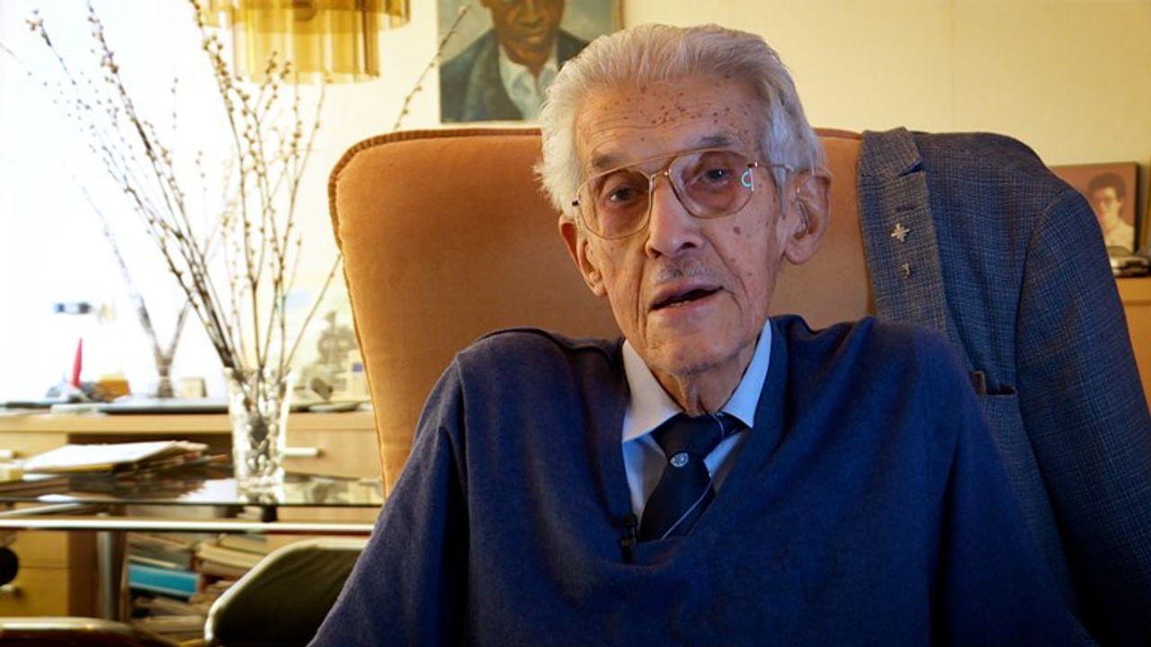 Ad (94) over zijn vader Anton de Kom: 'Hij wilde zelfstandigheid voor alle gekleurde mensen'