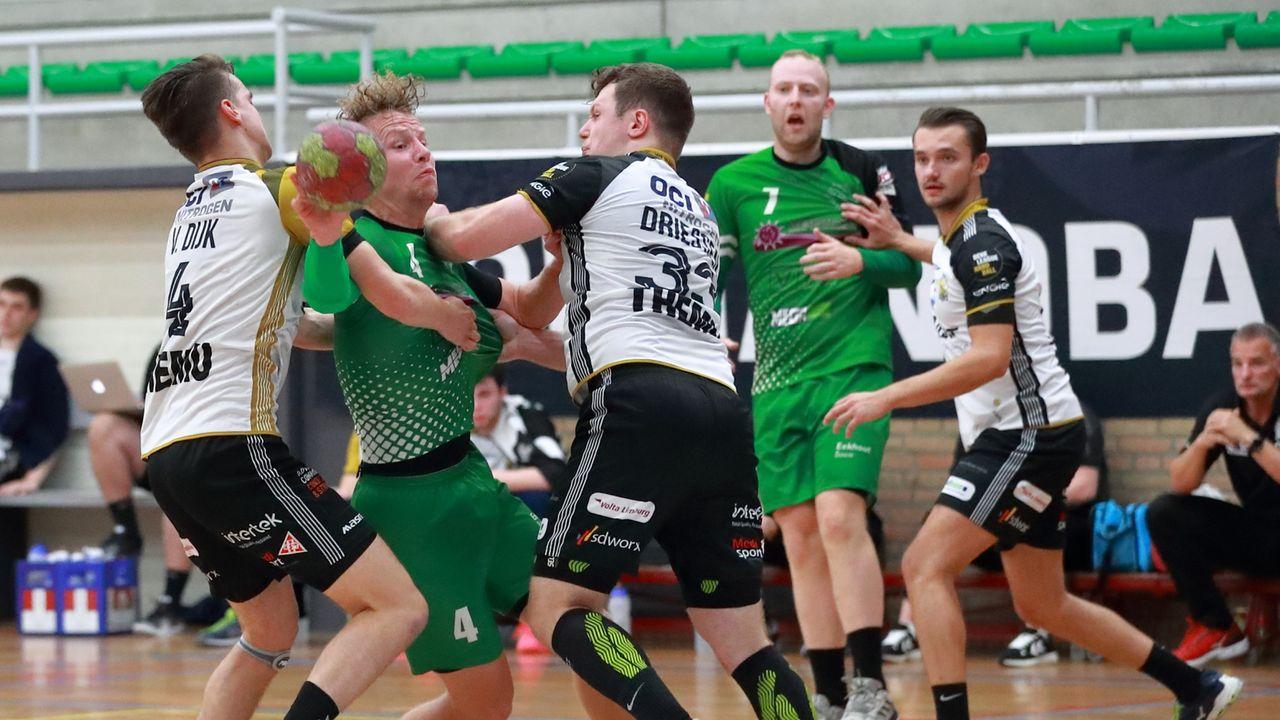 Twee uitwedstrijden Quintus-handbal dit weekend afgelast