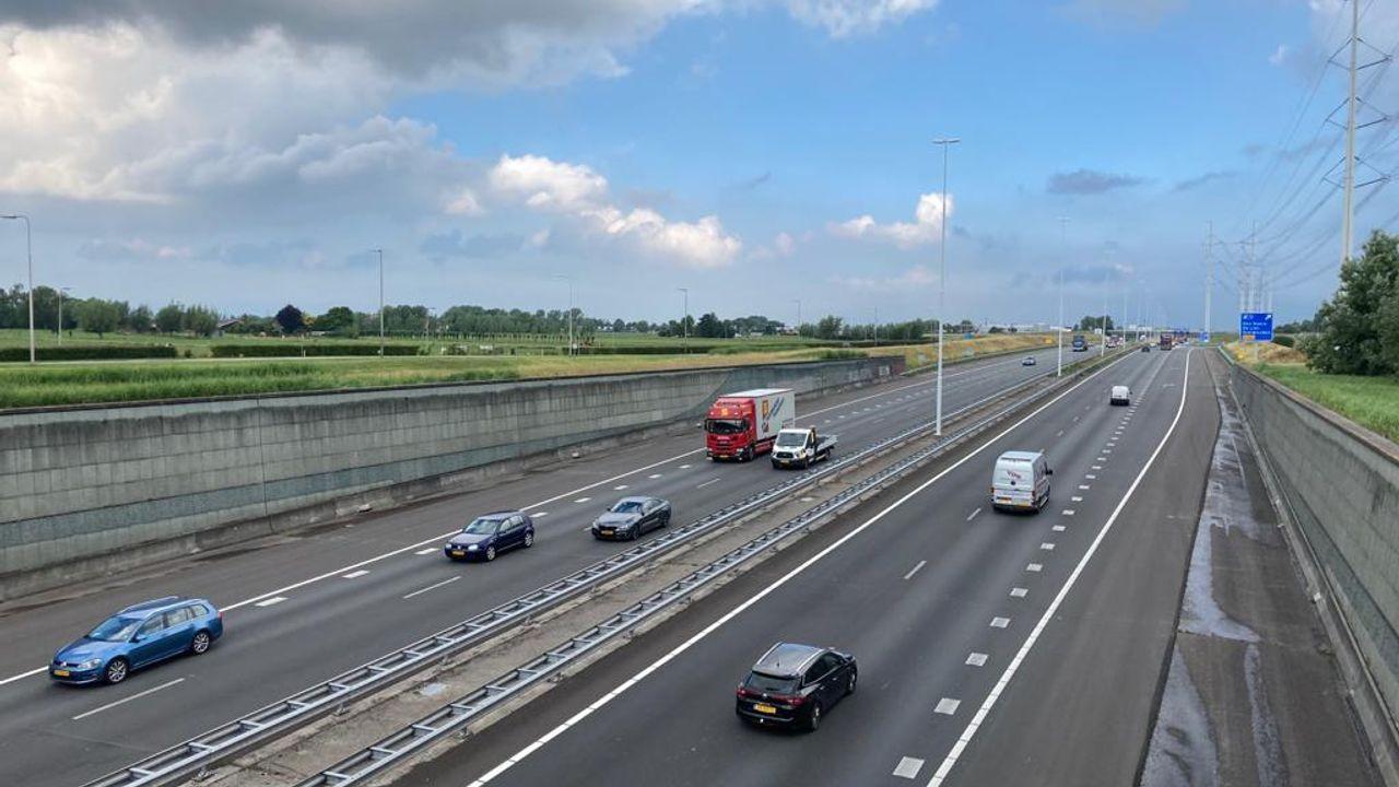 Westland wil verbreding van de A4, Midden-Delfland absoluut niet