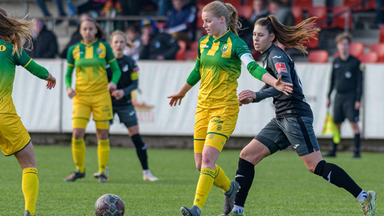 Nadine Noordam: Stabieler presteren voor plek in 'grote' Oranje