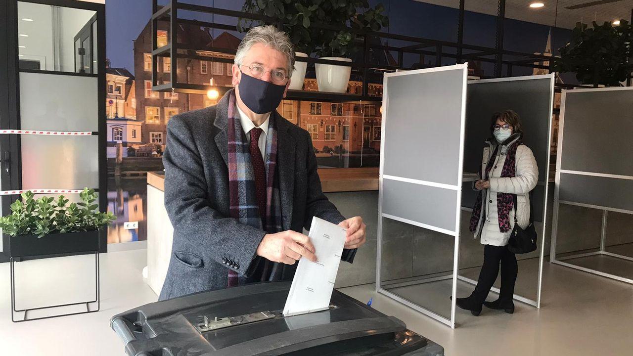 Maassluis: VVD groeit nog iets verder; D66 gaat PVV voorbij