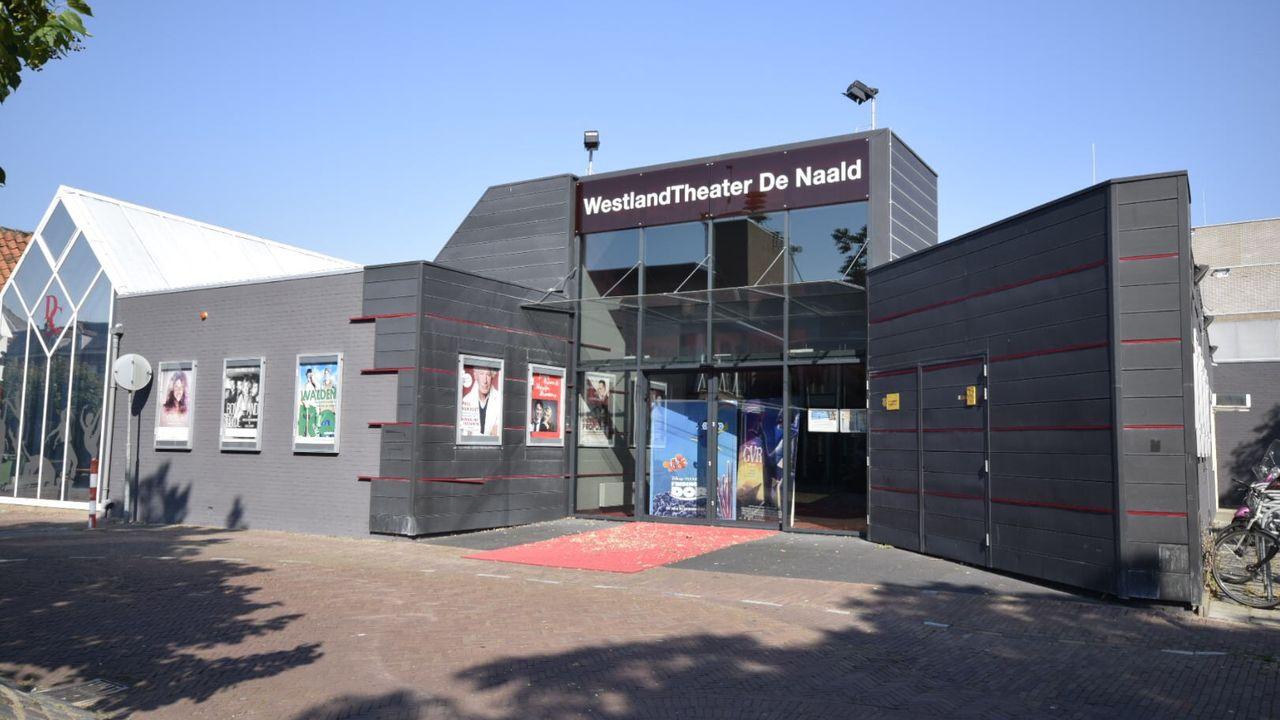 WestlandTheater De Naald moest hele programma omgooien