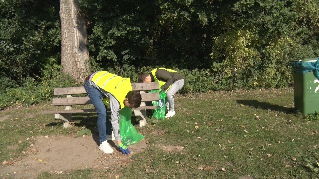 Westlandse jongerenraad komt in actie op World Cleanup Day