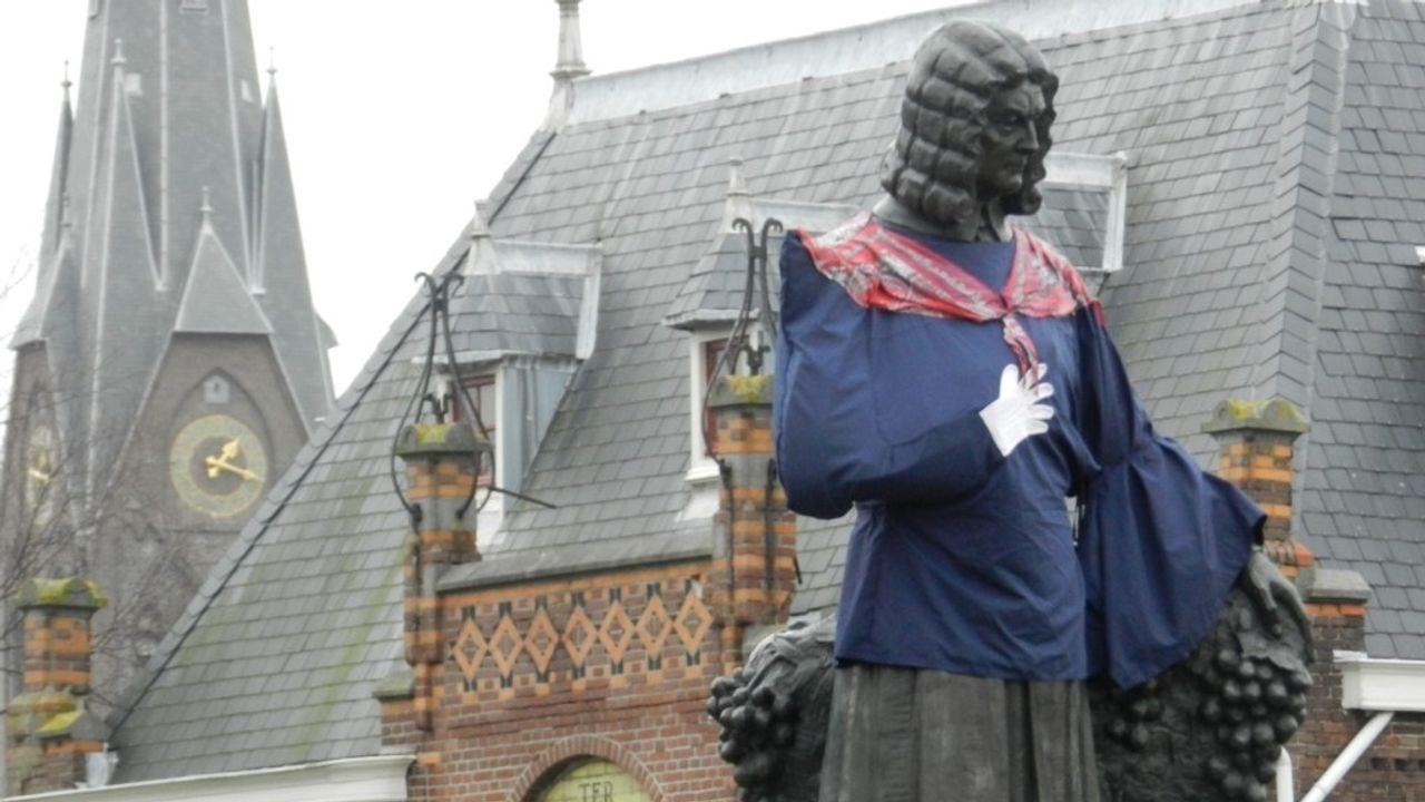 Streekhistorie: Het standbeeld van Franciscus Verburch
