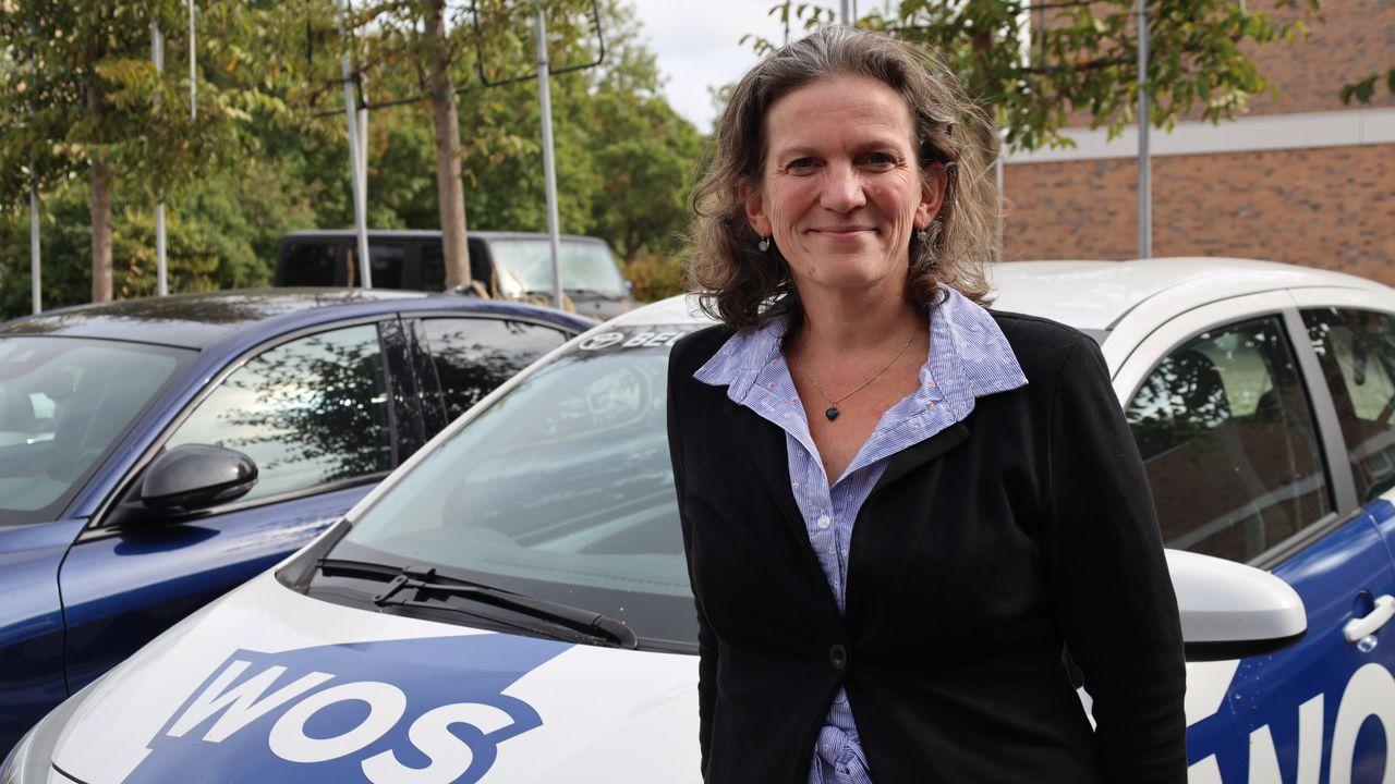 Elske Koopman nieuwe hoofdredacteur van de WOS