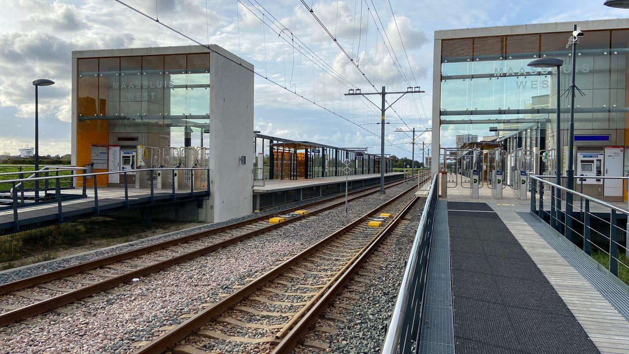 Metro Hoekse Lijn rijdt niet