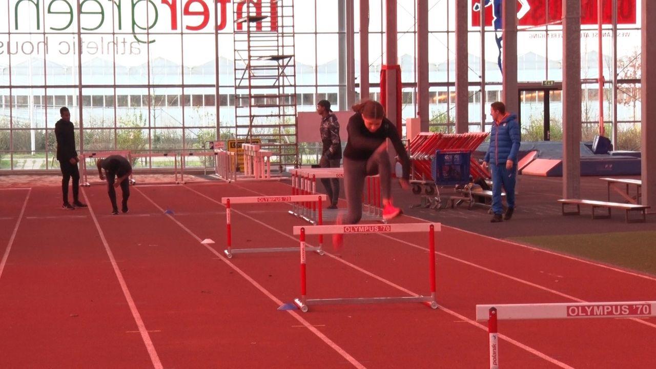 Topsporters mogen wél trainen in 'athletic house'