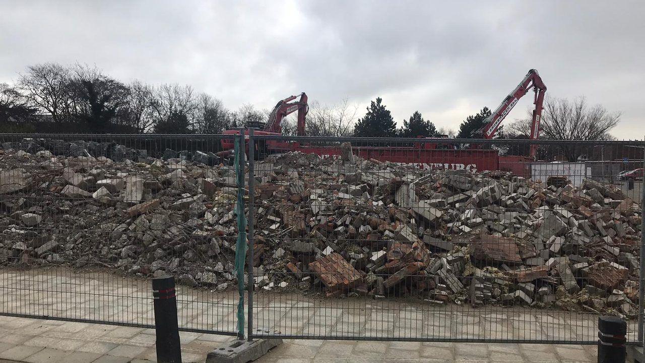 Op z'n vroegst eind 2022 eerste paal op gemeentehuislocatie Monster