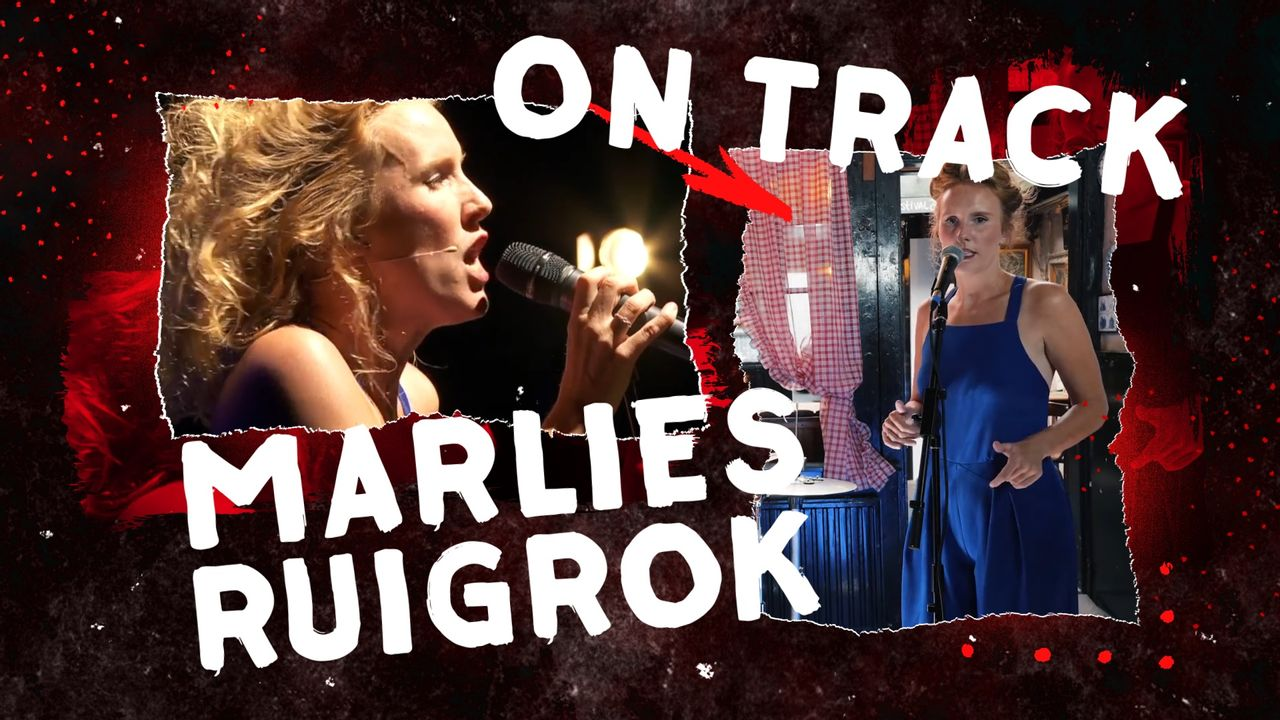 Zesde aflevering On Track: Marlies Ruigrok