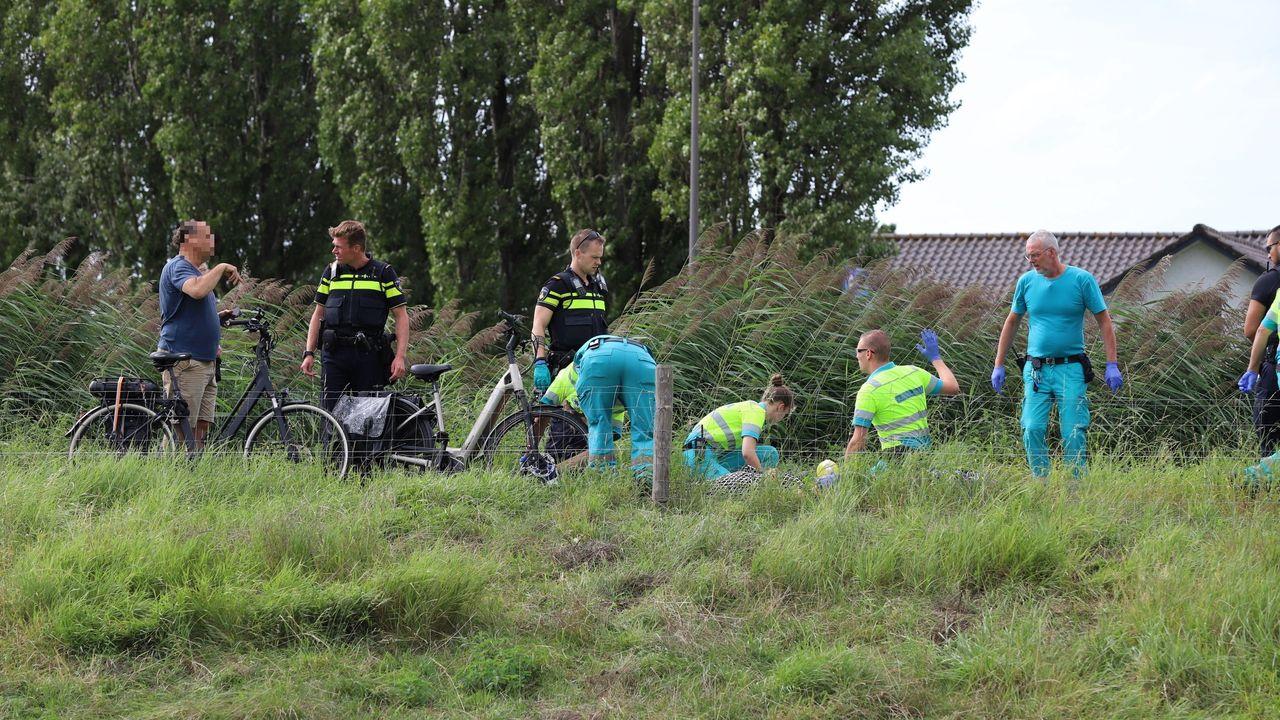 Getuigen gezocht van fietsongeluk Tramkade in Schipluiden