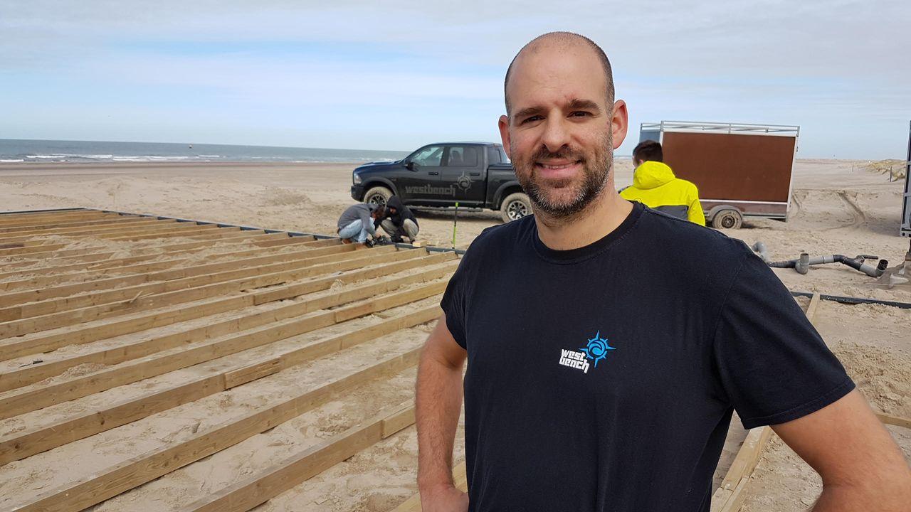 Westbeach mag geen strandpaviljoen worden