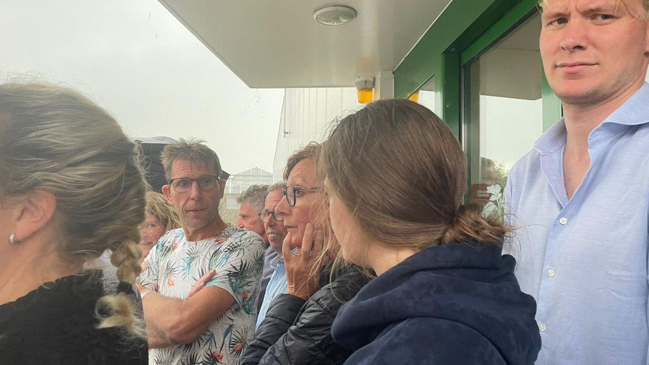 Buren boos over plan voor woonpark Oostbuurtseweg