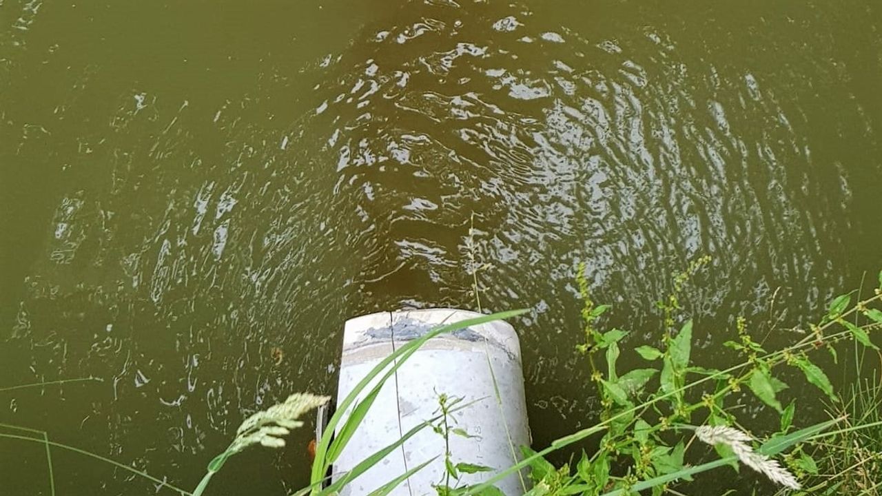 Gemiddeld minder bestrijdingsmiddelen in water tuinbouwgebied