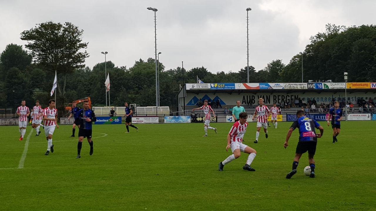 SV Den Hoorn gaat op zaterdag voetballen