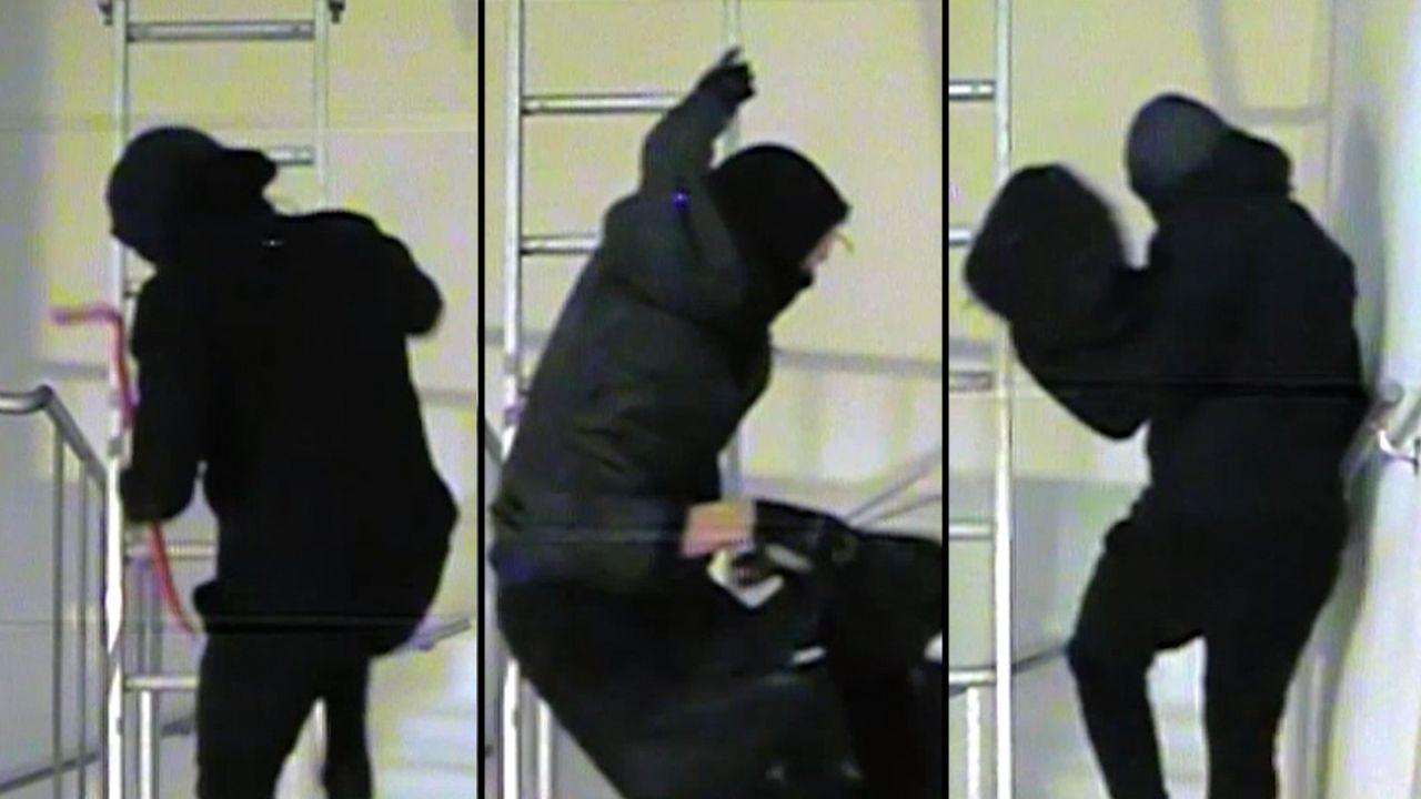 Brillendieven laten spoor van gestolen monturen achter in Wateringen en Den Haag