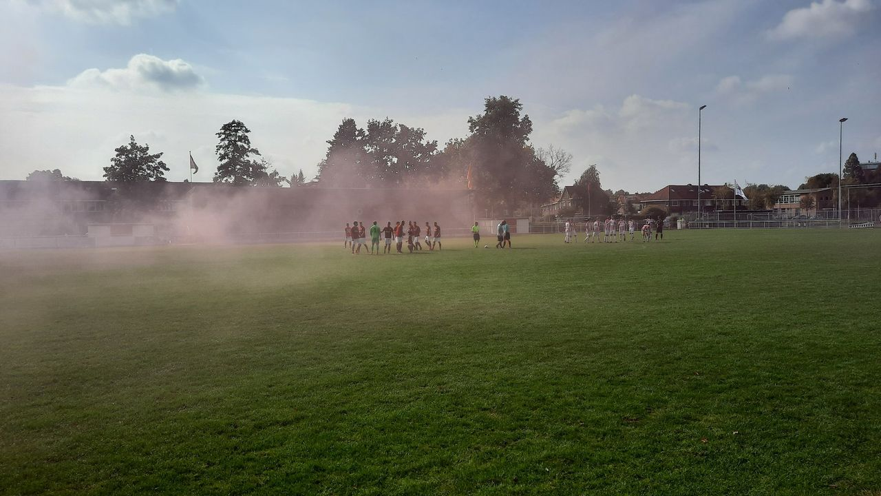 SV Den Hoorn wint in Gouda van ONA