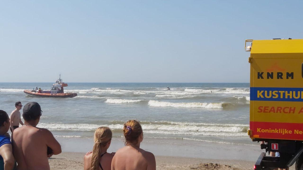 Lang niet zeker dat er iemand vermist werd op Monsters strand