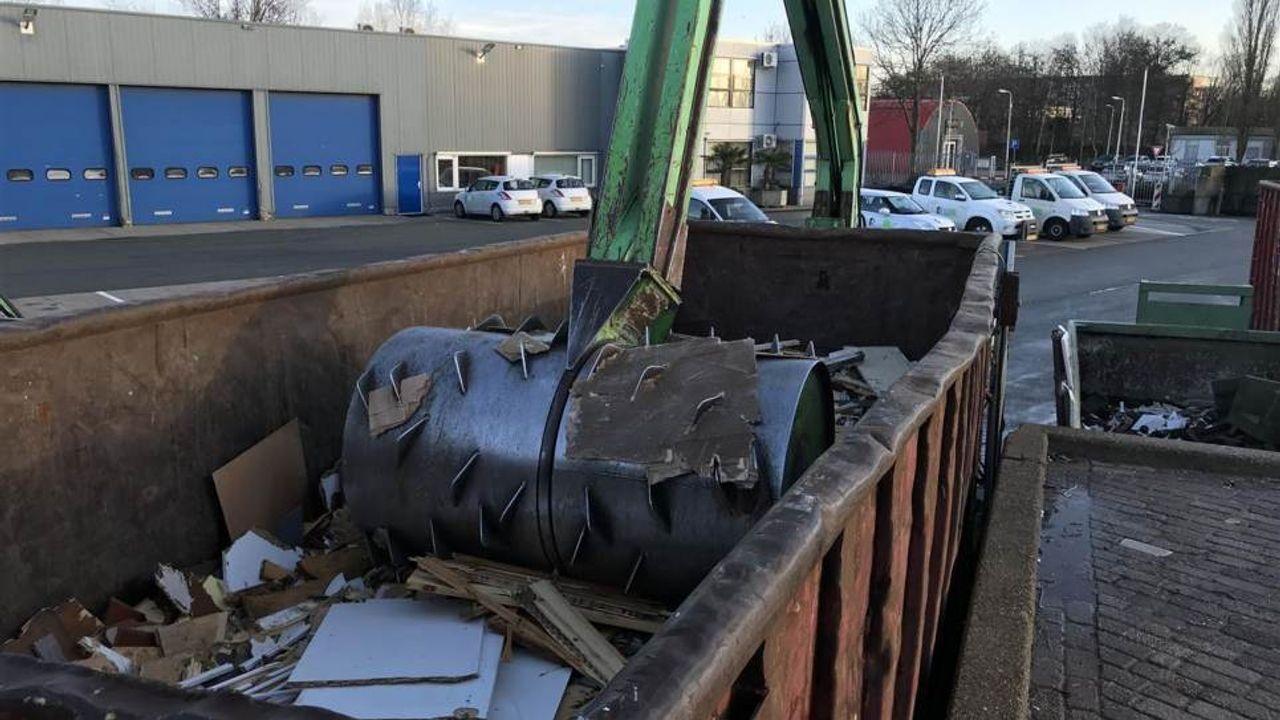 Gemeentewerven Westland eerder dicht vanwege hitte