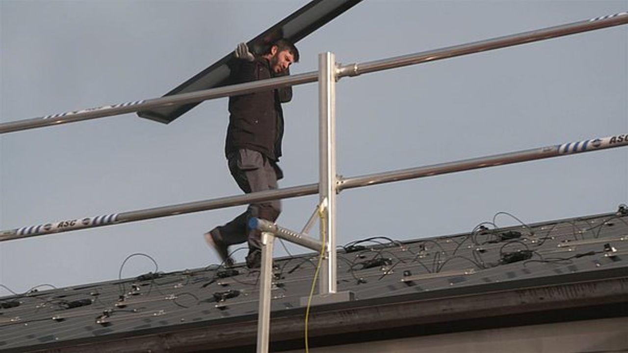 Provincie stelt vier miljoen beschikbaar voor zonnepanelen op grote daken