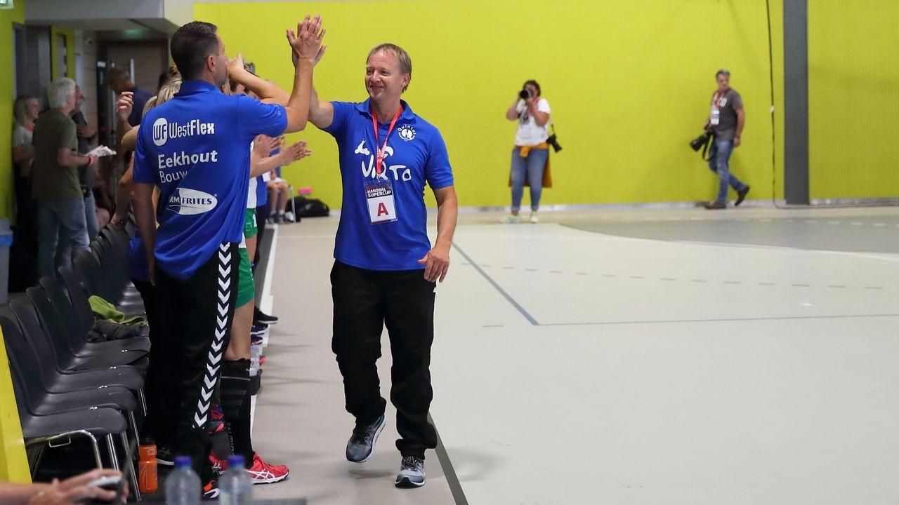 René Zwinkels vertrekt als coach bij Quintus