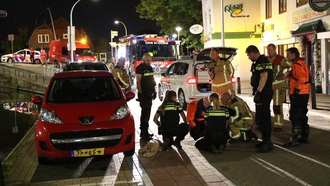 'Verwarde' man brengt hulpdiensten op de been in Den Hoorn