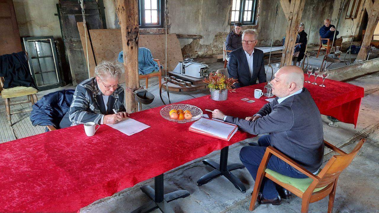 Oudste boerderij van Westland nu in handen van stichting