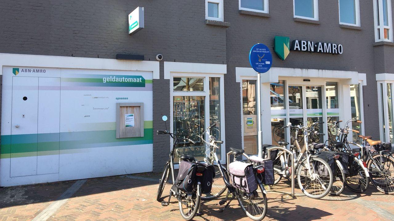 ABN Amro sluit bankkantoor Naaldwijk