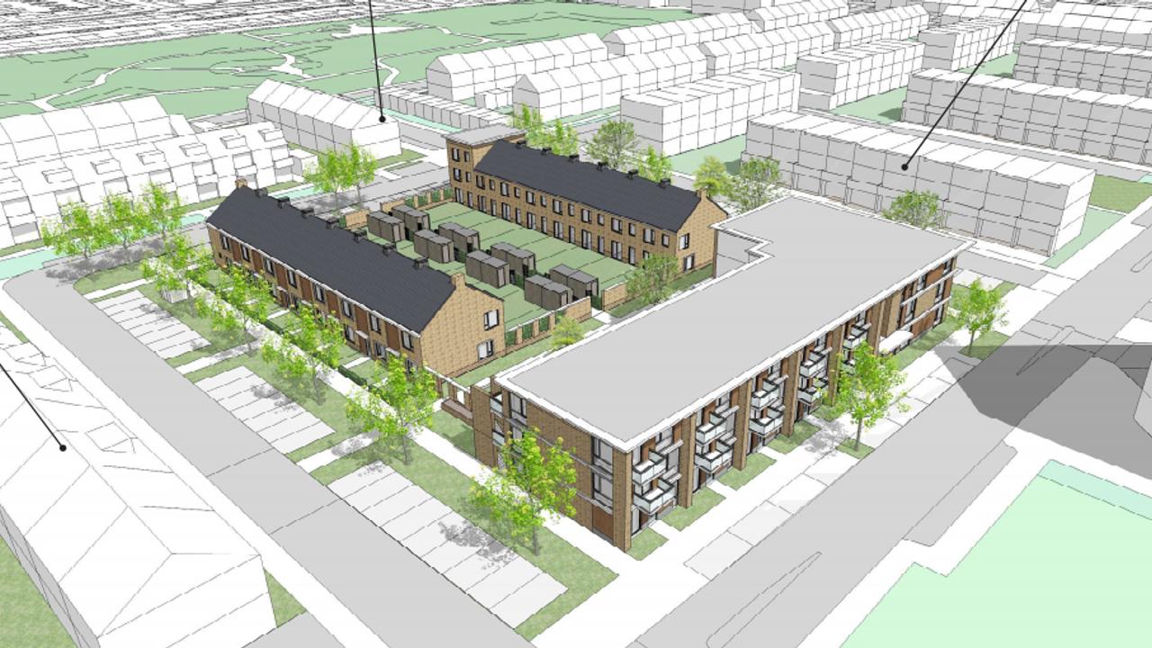 Maassluise Vogelbuurt krijgt 38 nieuwe woningen