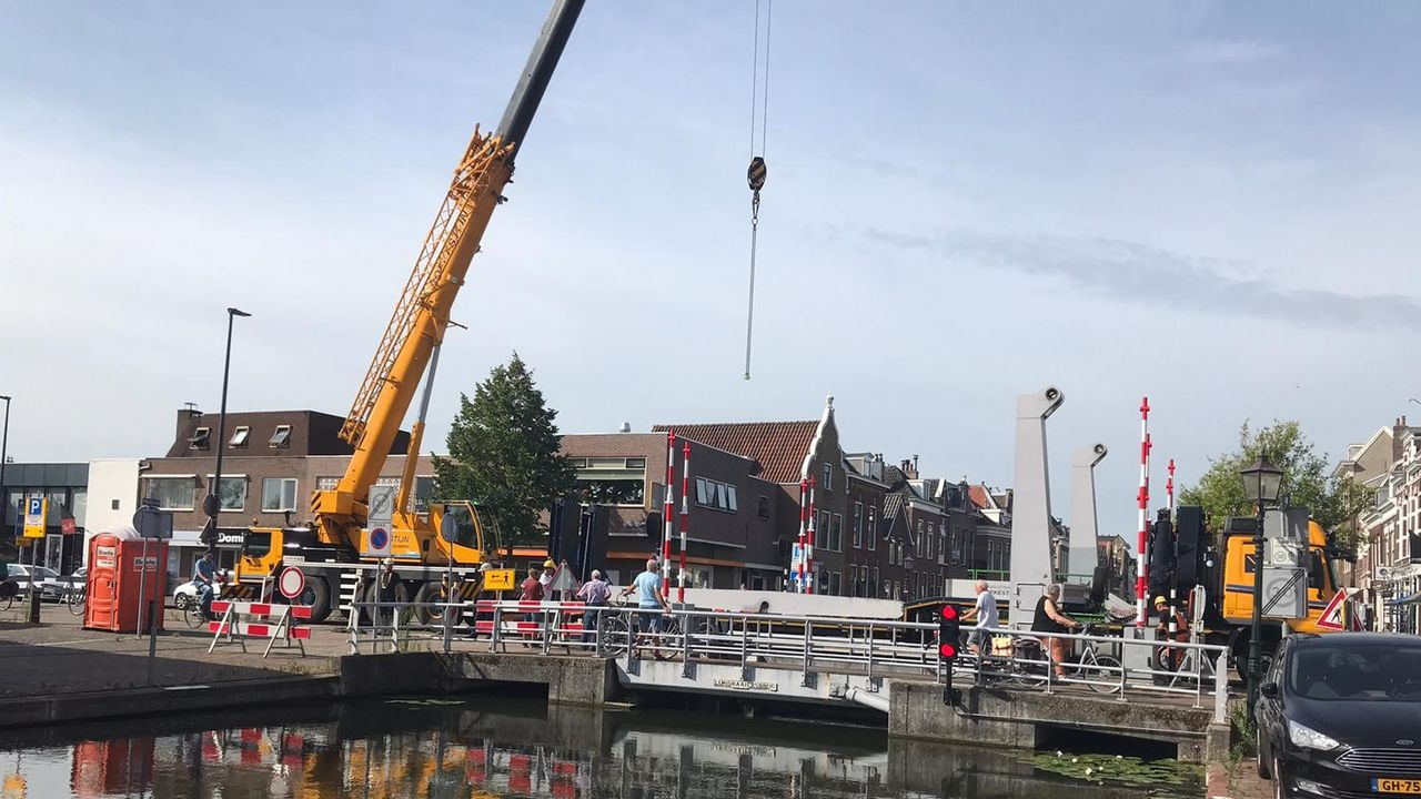 Herstelwerkzaamheden Lijndraaiersbrug begonnen