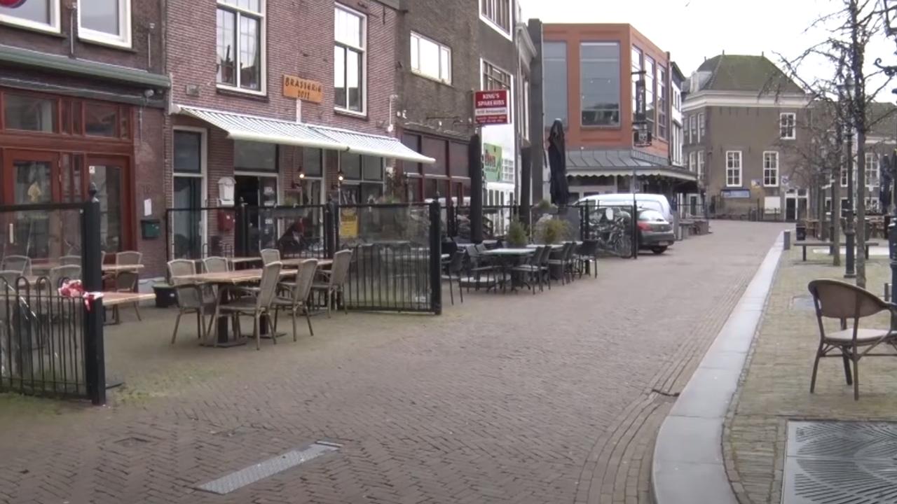 Verruiming terrassen Maassluise binnenstad mogelijk