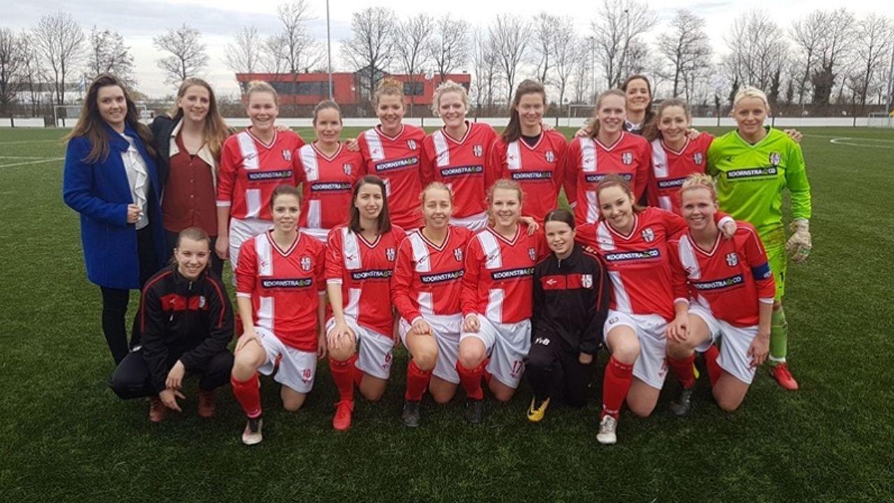 Voetbalsters Lyra en Maasdijk nog steeds op zoek naar trainer