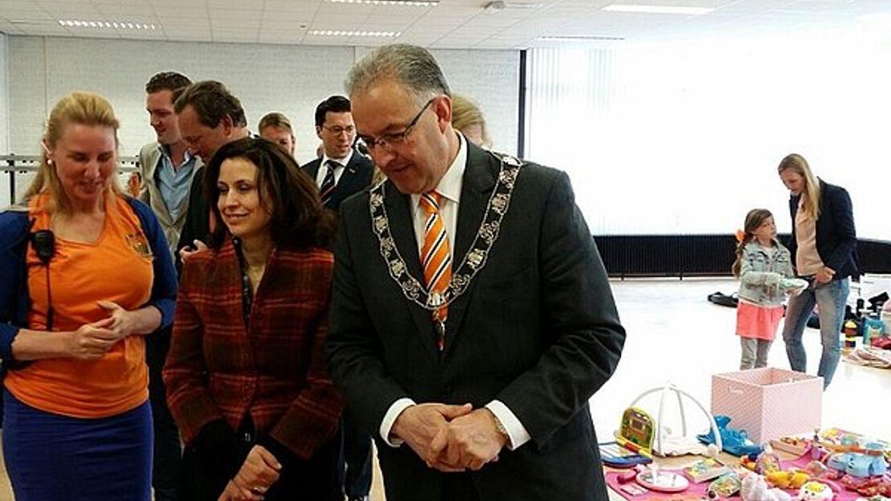 Rotterdamse raad wil ook de komende zes jaar Aboutaleb
