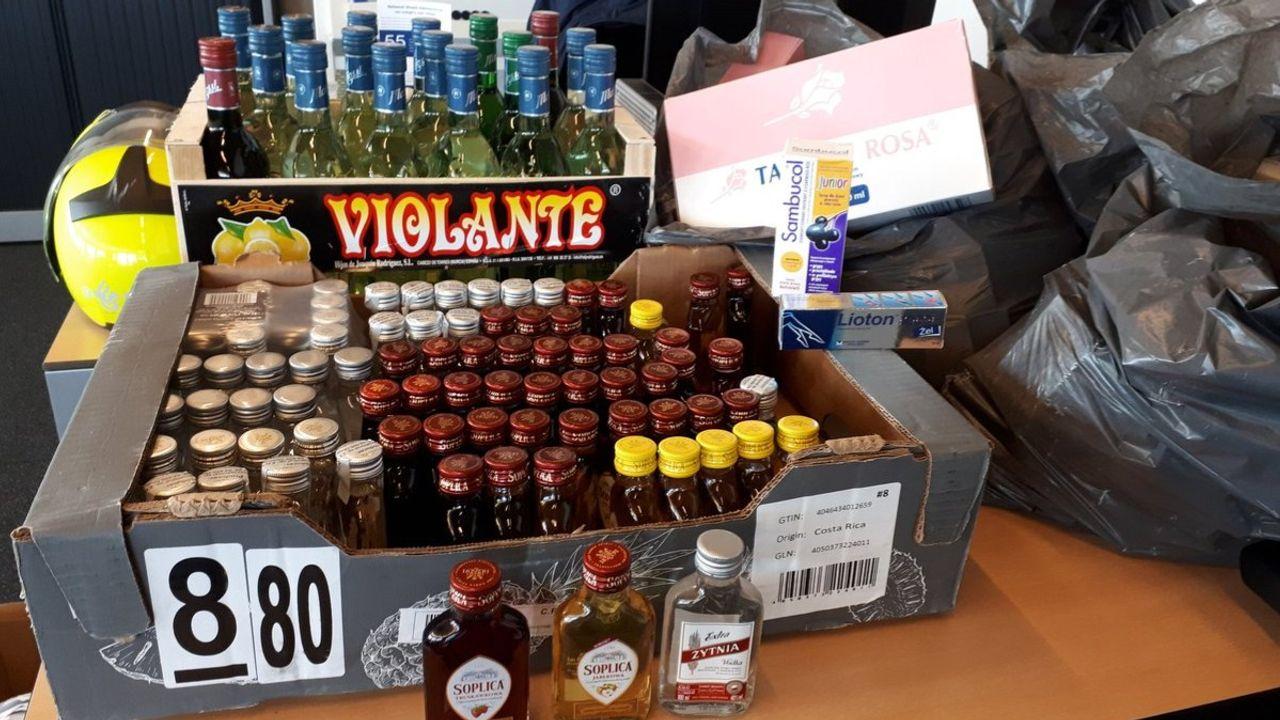 Boete voor Poolse supermarkt na verkoop illegale medicijnen en sterke drank