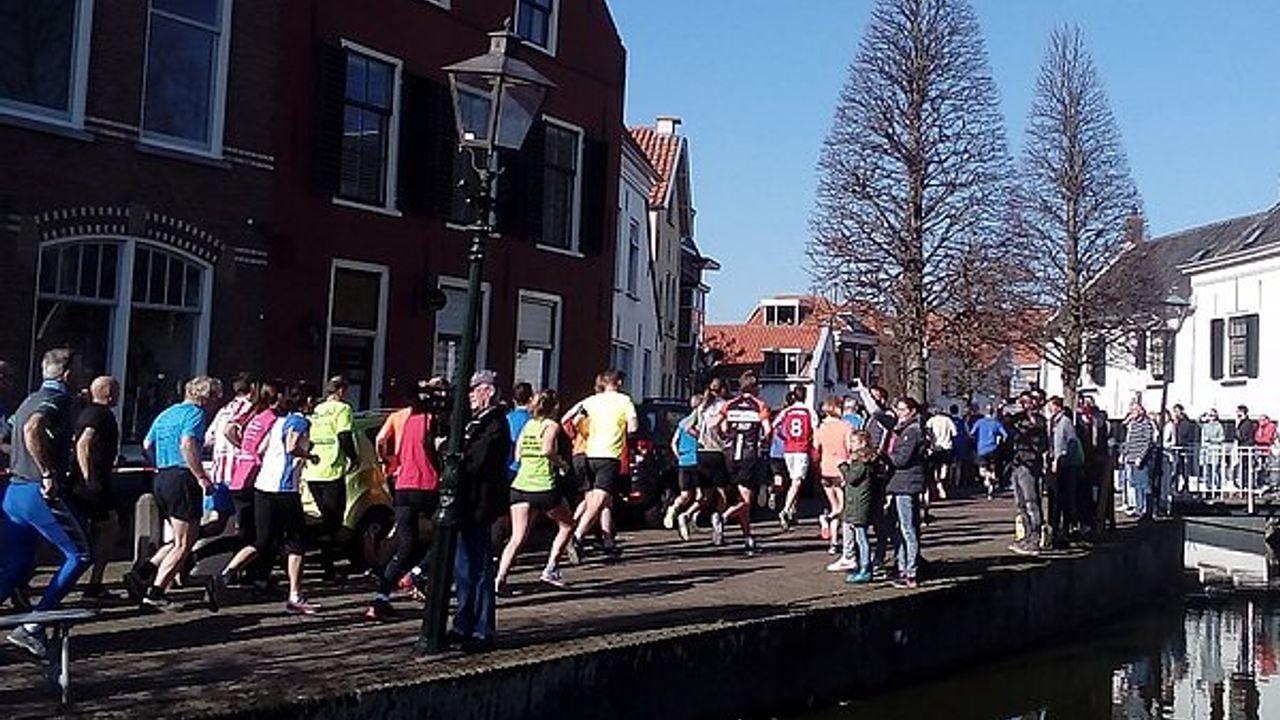 Geen halve marathon in Midden-Delfland
