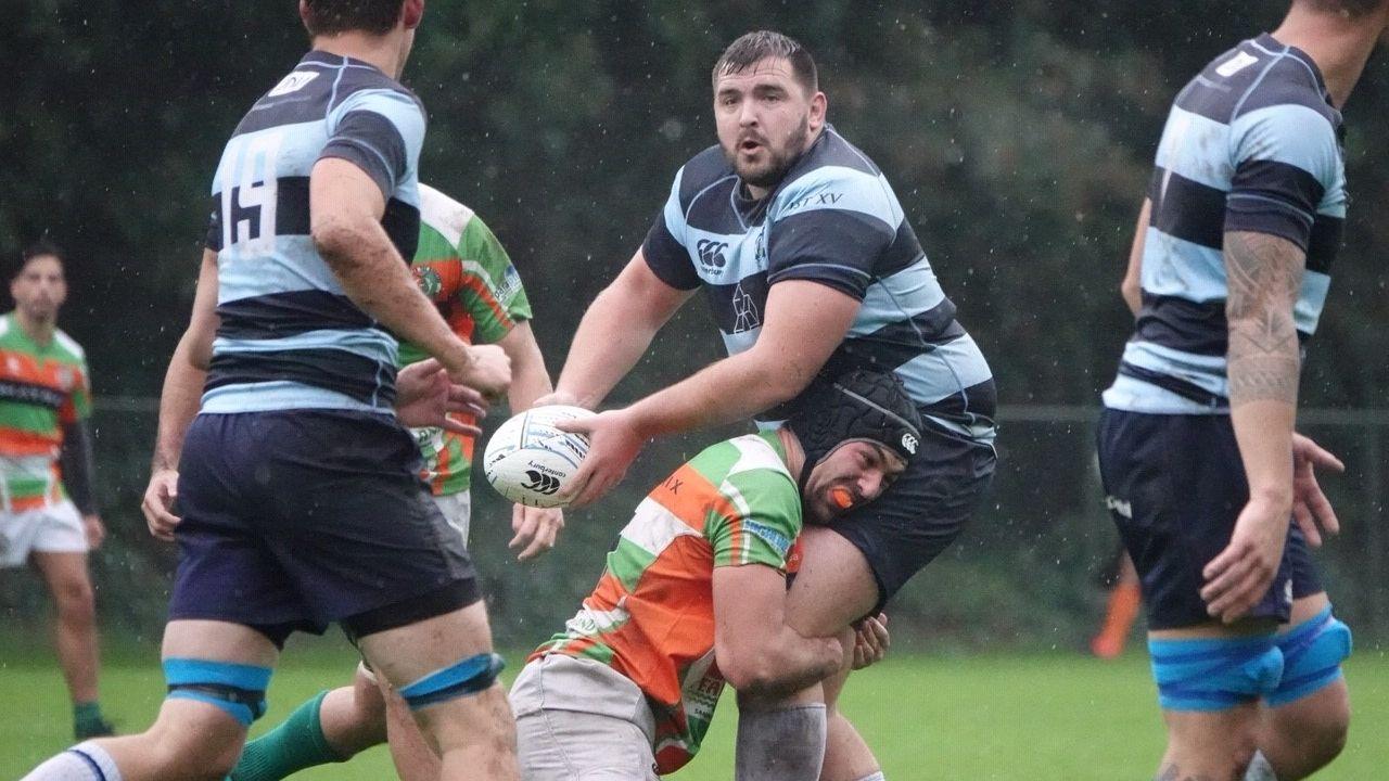 Hoekse rugbyers openen voorjaarscompetitie tegen 't Gooi