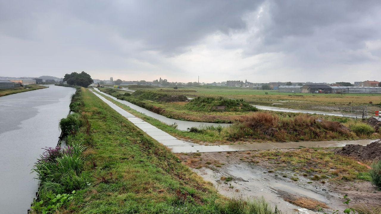 Oostelijke Randweg krijgt palenmatras