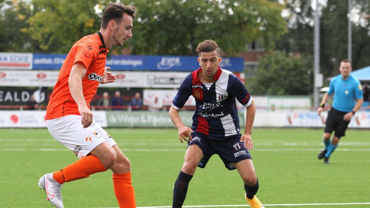 Excelsior Maassluis behoudt opnieuw basisspeler
