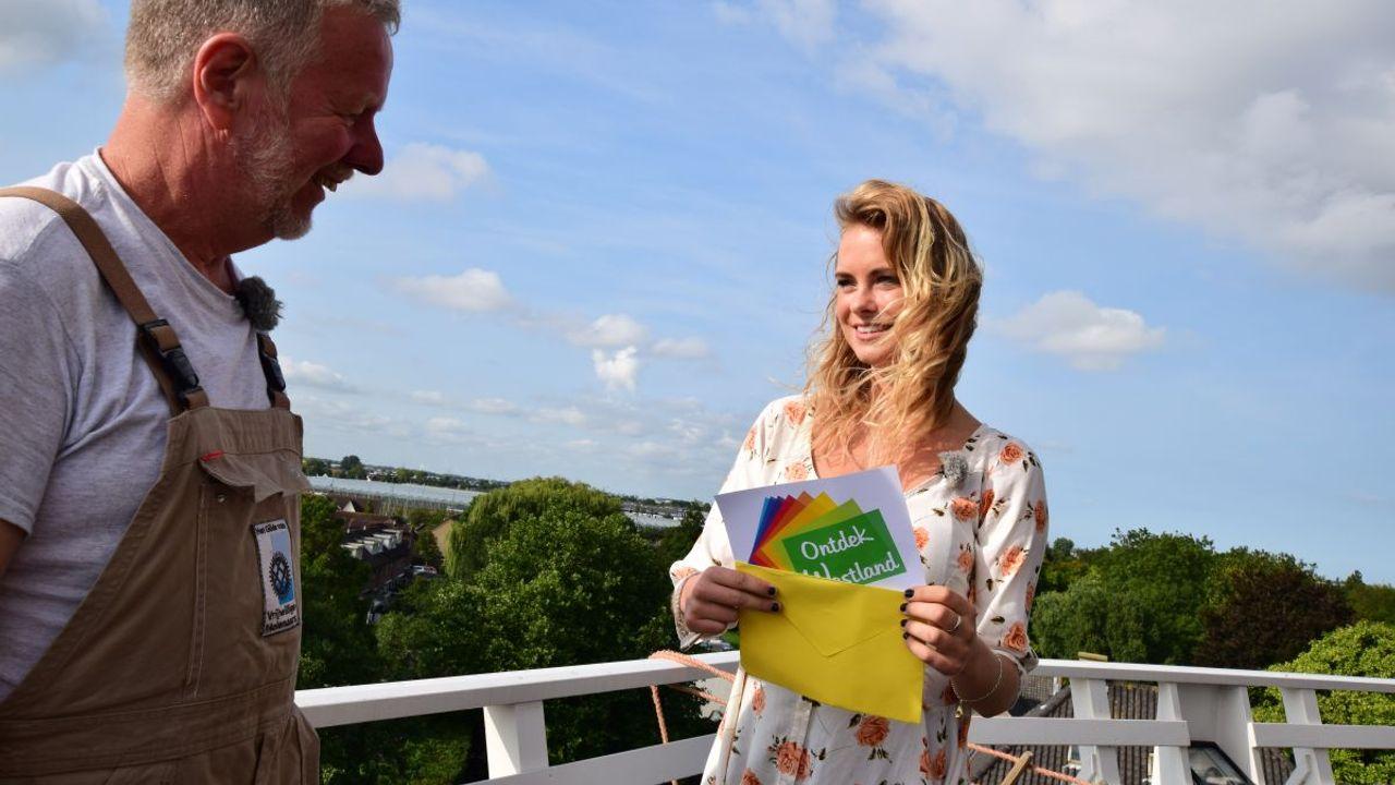 Voormalig WOS-presentatrice verkozen tot mooiste vrouw van Nederland