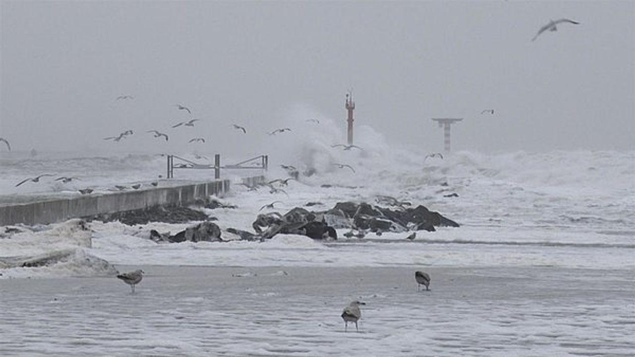 KNMI waarschuwt voor windstoten tot 110 km/u