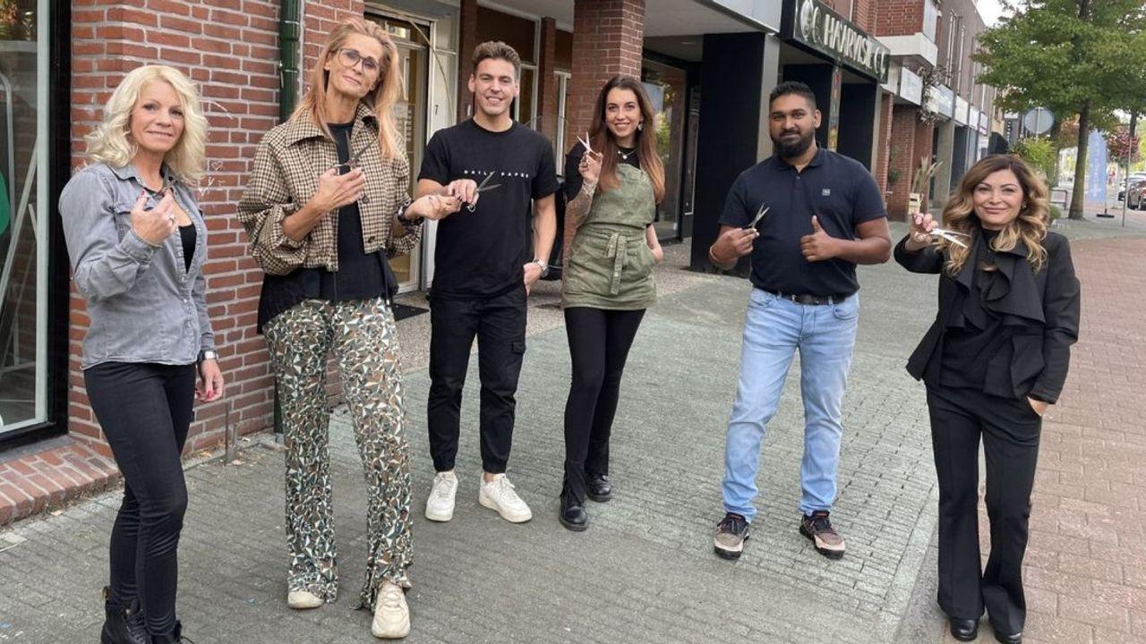 Wateringen heeft 'kappersboulevard' met zes salons binnen 150 meter