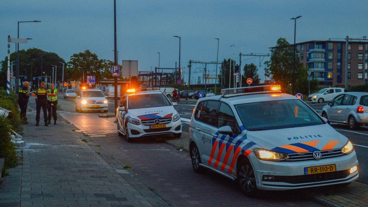 Waarschuwingsschoten bij aanhouding in Maassluis