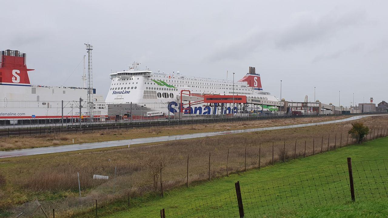 Corona-uitbraak op Stena Hollandica, ferry vaart niet